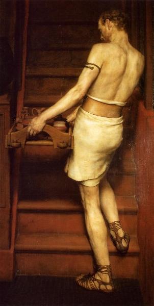 'The Roman Potter' (1884)