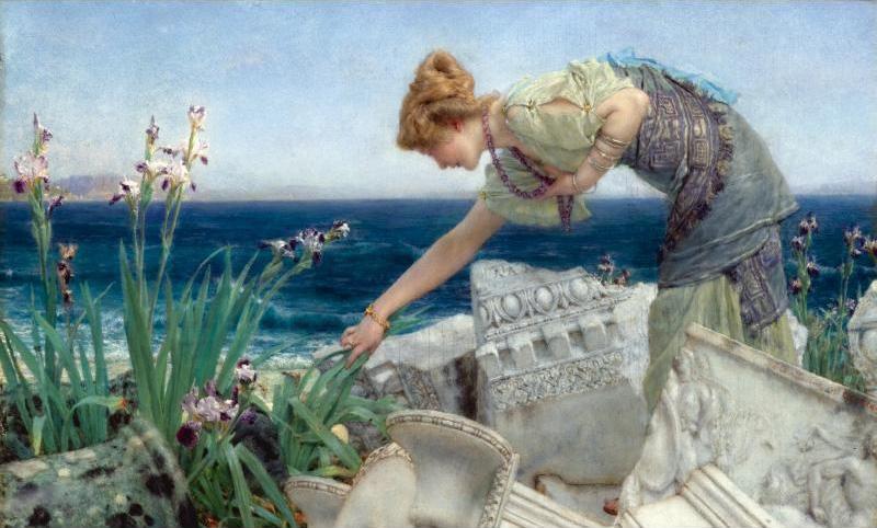 'Among the Ruins' (1902-1904)
