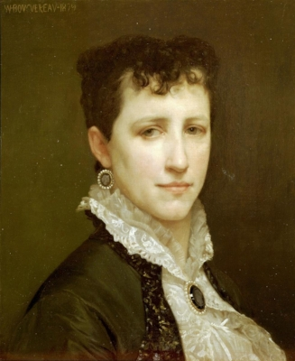 'Portrait of Miss Elizabeth Gardner' (1879)