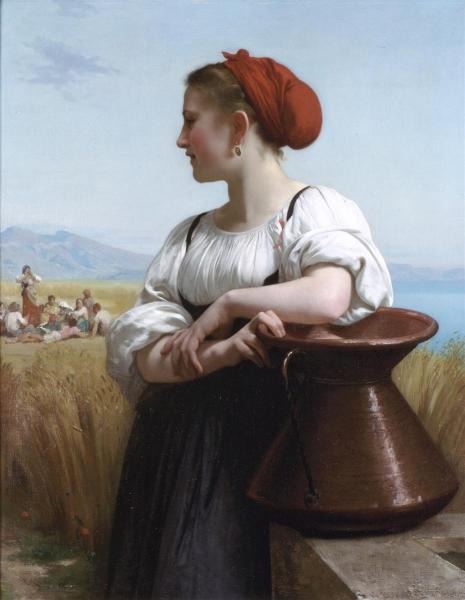'Moissoneuse' (1868)