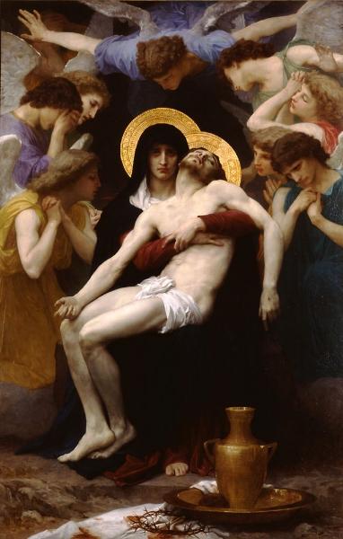 'Pieta' (1876)