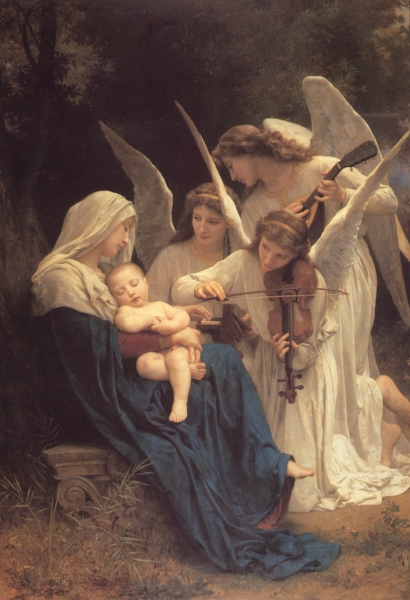 'Song of the Angels' (1881)