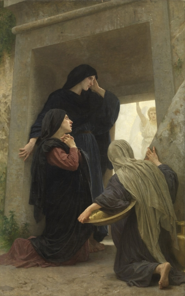 'Le Saintes Femmes au Tombeau' (?)