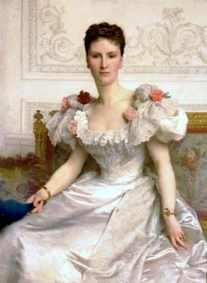 'Madame la Comtesse de Cambaceres' (1895)