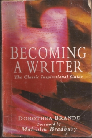 'Becoming a Writer' book cover