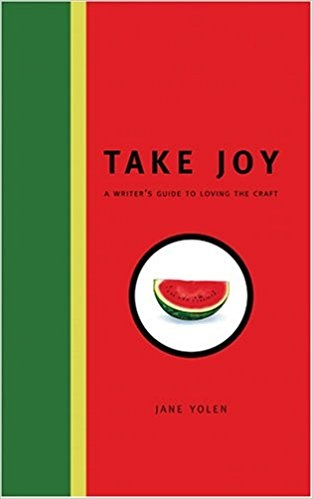 'Take Joy' book cover