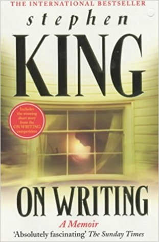 'On Writing' book cover