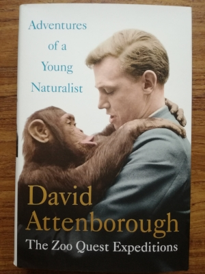 'Adventures of a Young Naturalist' ~ David Attenborough