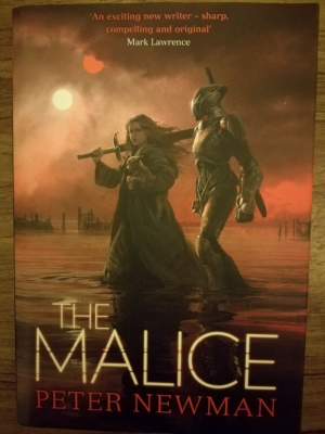 'The Malice' ~ Peter Newman