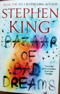 'Bazaar of Bad Dreams' by Stephen King