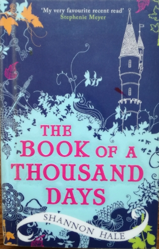 'The Book of a Thousand Days' by Shannon Hale