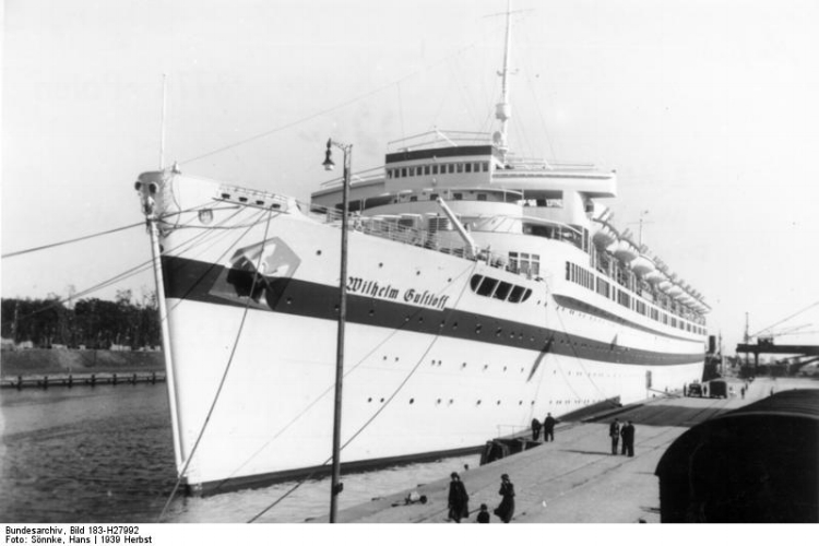 The 'Wilhelm Gustloff', September 1939