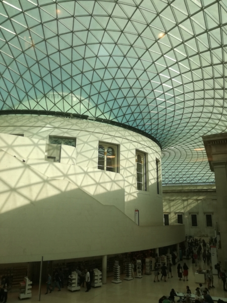 Interior - Great Court