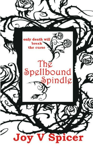'The Spellbound Spindle' book cover