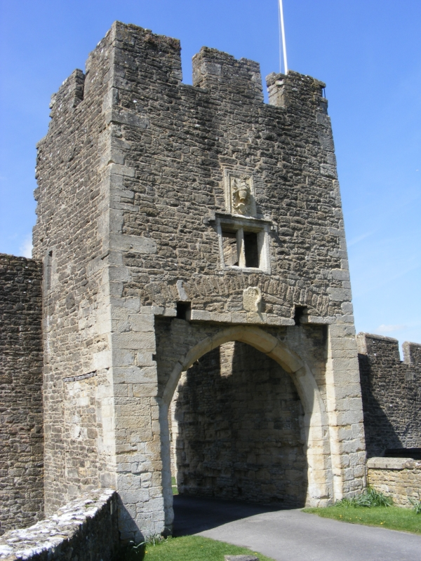 Entrance - Gatehouse