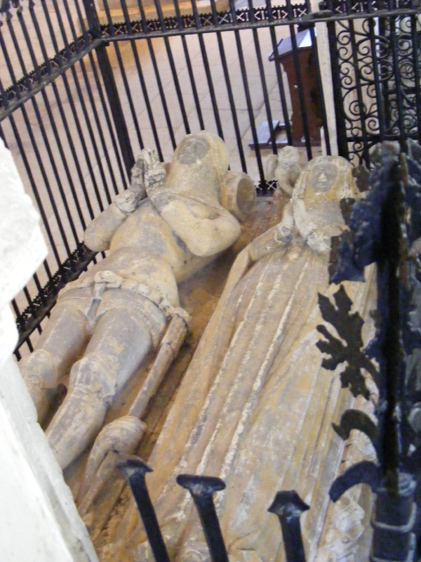 Tomb of Sir Thomas Hungerford and Lady Joan Hussey