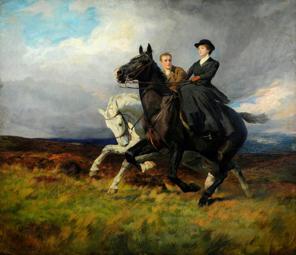 'The Riders'