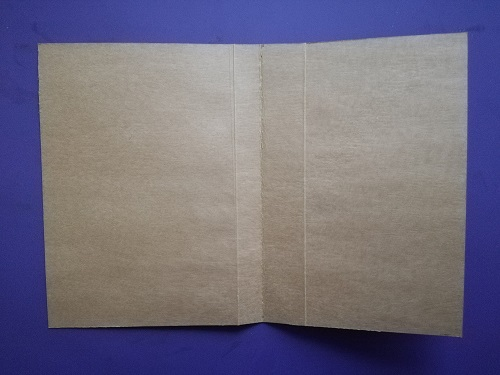 Inside cereal box cover