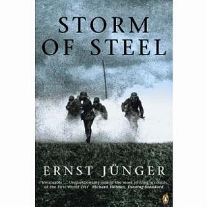 'Storm of Steel' - Ernst Junger