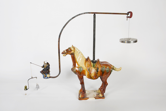 A Horse and 2 Fishermen Walk into a Bar, 2014