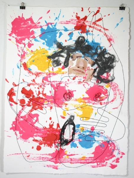Girl #3, 2008