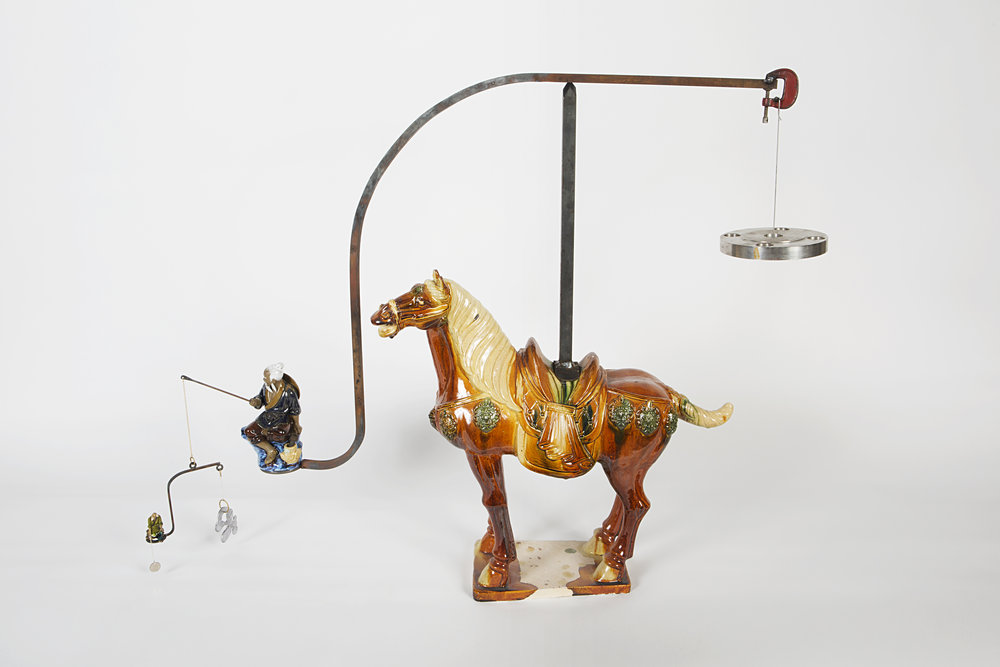 A Horse and 2 Fisherman Walk into a Bar, 2014
