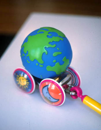 World on Wheels, 1997