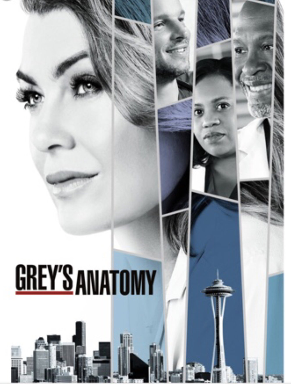 After I rented season one in 2010 during a blizzard, I cried like a baby and tossed this miserable series to the side. Perhaps the wound of my brother's passing was still too fresh, but five years after his passing still made the watching of Grey's Anatomy too sad. But when 2016 came, I was determined to give it another go and boy I'm glad I did. No tears. Just hot tea and Grey's and I'm happy.