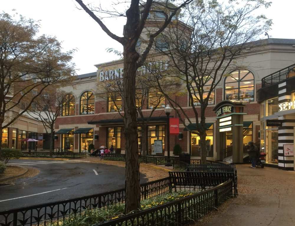 This location is special and is mentioned in Capital Consequences. Capital Resolutions is here! - (Clarendon) Arlington, VA; Summer lives here in this city in the book. Fall, 2018