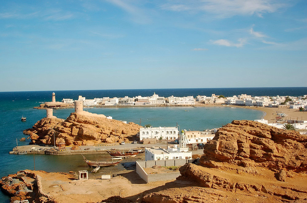 OMAN - The town of Sur.JPG