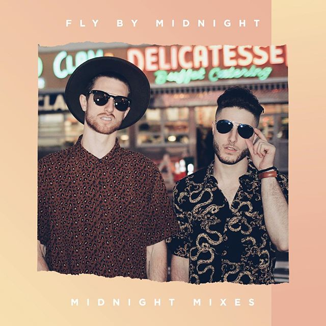 OUT NOW! A brand new remix #Vinyl I did for my buddies @flybymidnight 🔥 Go check it out now 😎🌴🔊 Link in bio #flybymidnight #askery #vinyl #outnow