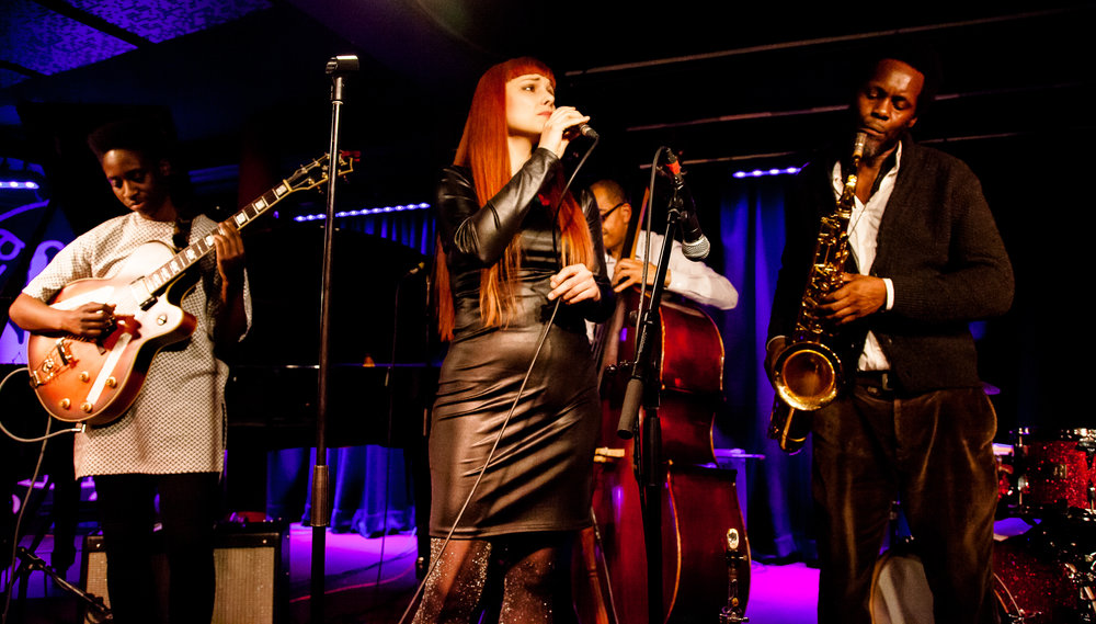 Pizza Express Jazz Club , Photo by Carl Hyde