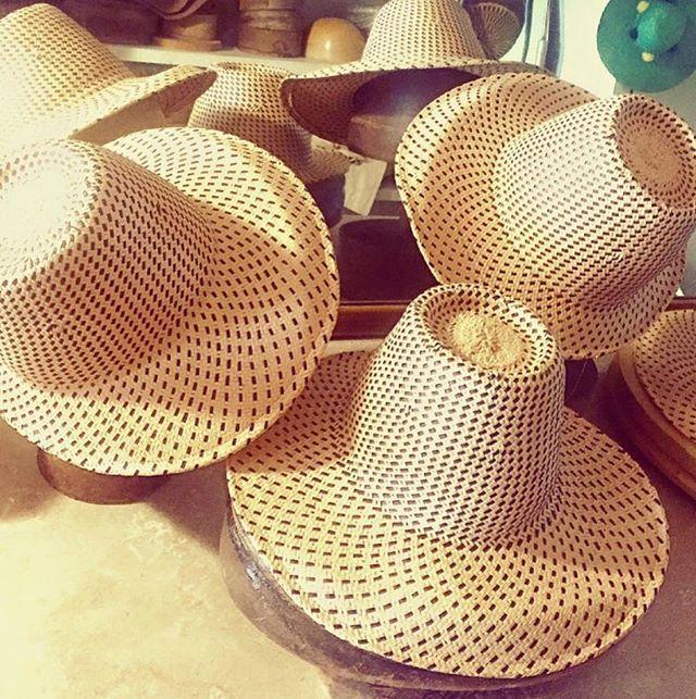 Honey color bucket hats 🍯🌻#millinery  #hats #handmade #behidadolicmillinery #behidadolic #fashion #summerhats #spring19