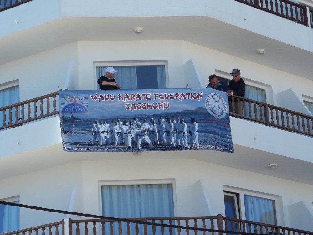 WKF Banner