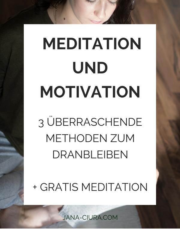 Warum meditieren etwas bringt auch wenn es erst nicht so aussieht - mehr lesen im Blog Post