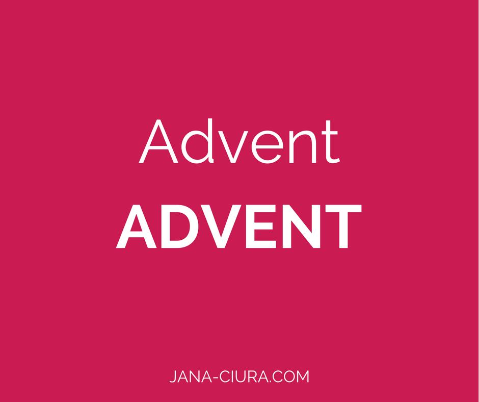 Einfache Achtsamkeitsübung für die Adventszeit