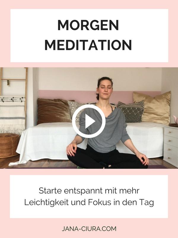 Meditation für den Morgen auf Youtube
