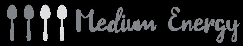 Medium Energy Recipe for Spoonies Chronic Illness Disability