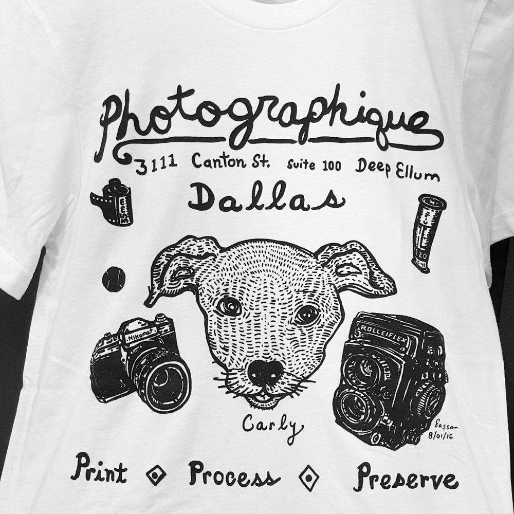 Phq Custom T Shirt By Sasso Photographique