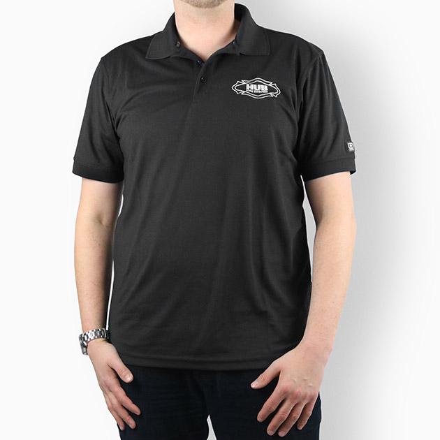 HUB Polo Shirt  |  $45
