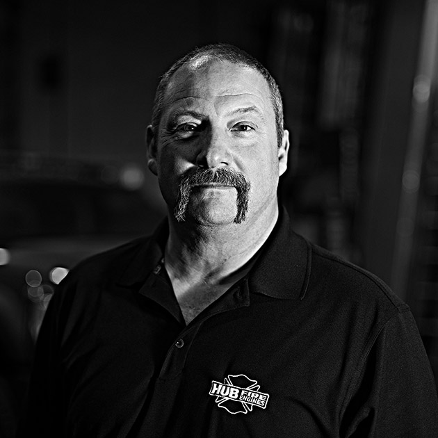 Joe Sward Parts, Service & Training Manager joe@hubfire.com