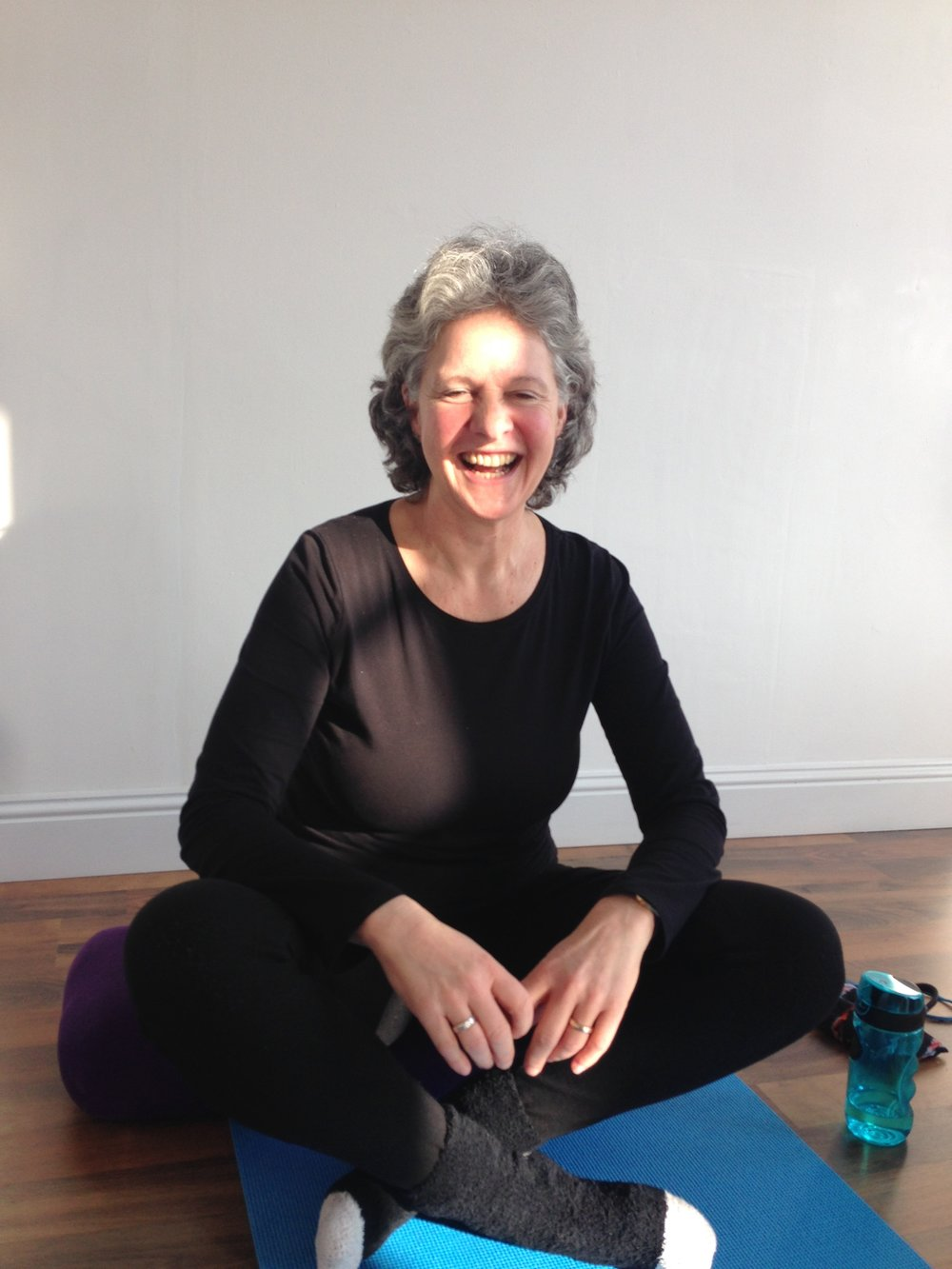 Yoga for seniors in Glasgow