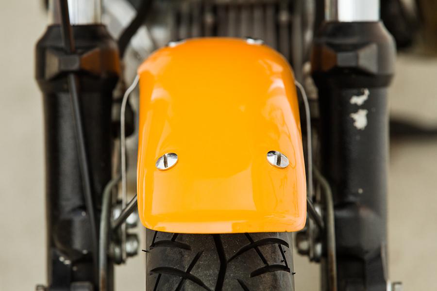 1974 Ducati 750S front fender