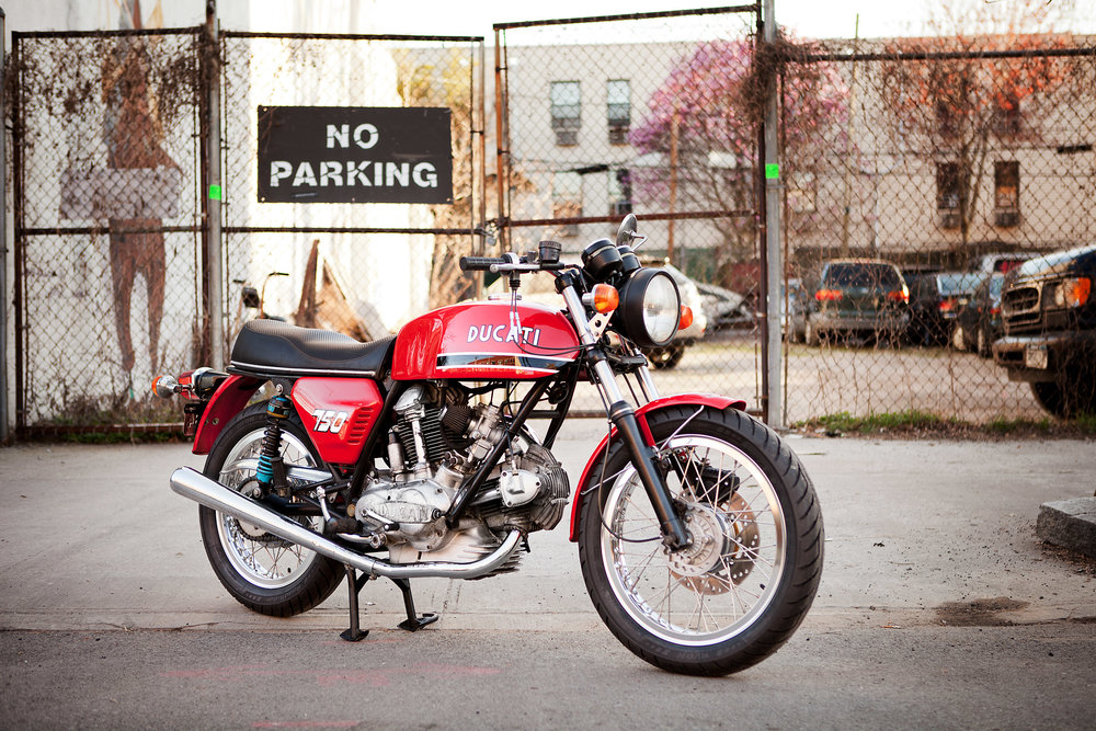 1975 Ducati 750GT