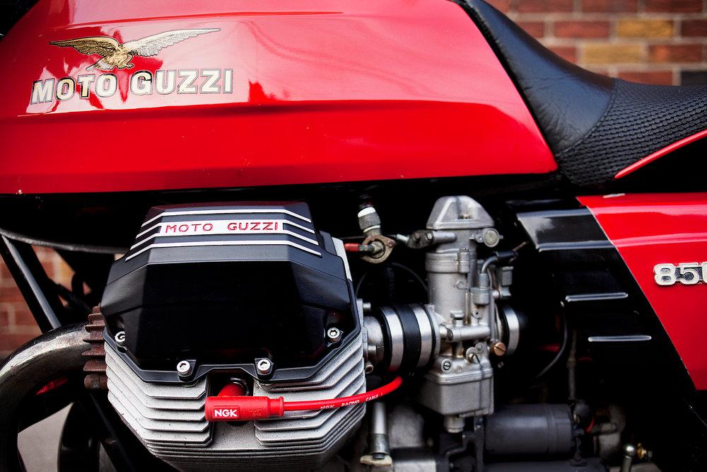 Moto Guzzi Lemans 3