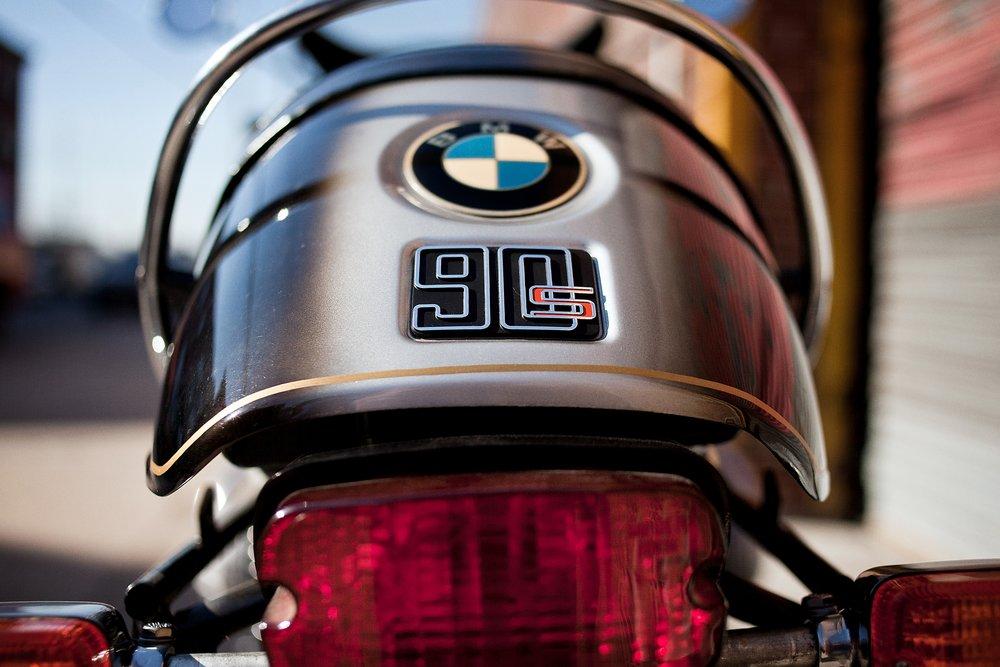 BMW R90