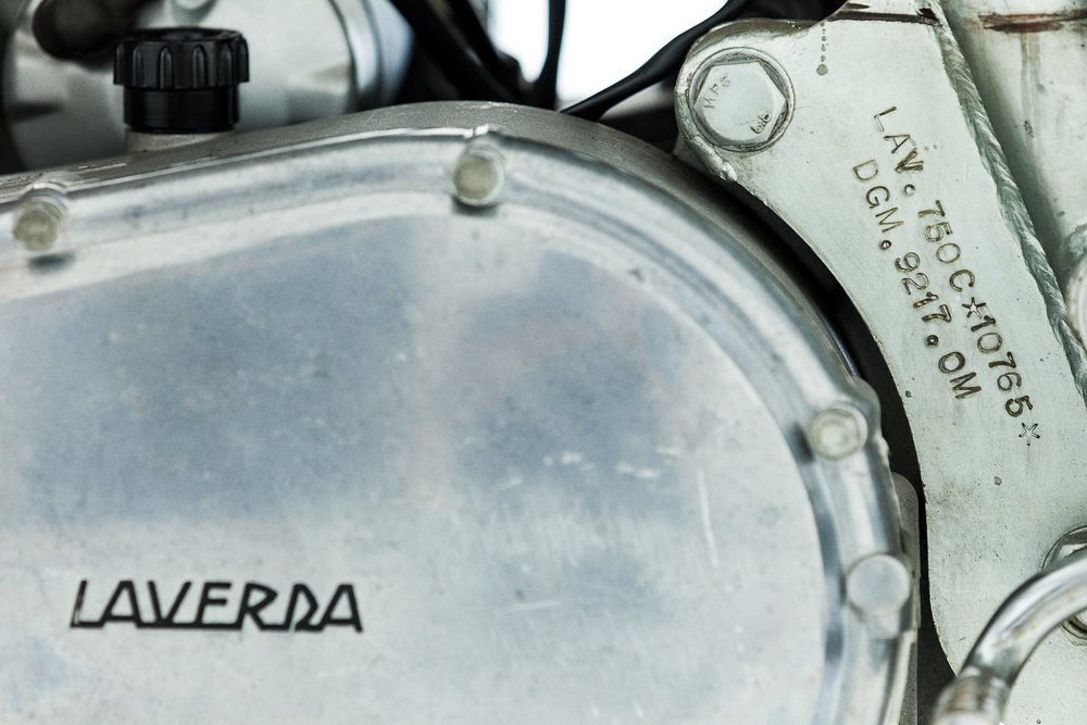 1972-Laverda-SFC-Casing-Serial-Number