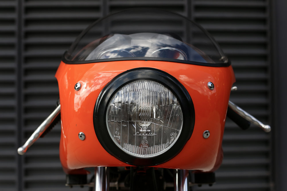 1974 Laverda SFC Headlight