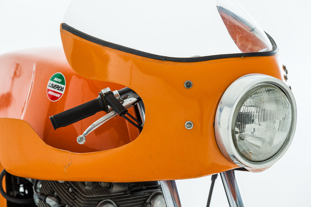 Laverda SFC fairing 1971
