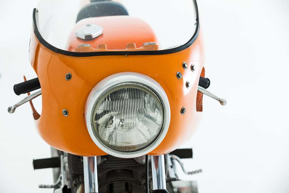 laverda headlight